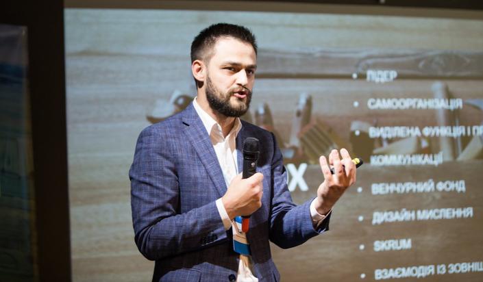 Менеджер по инновациям Philip Morris Ukraine Павел Рыжий
