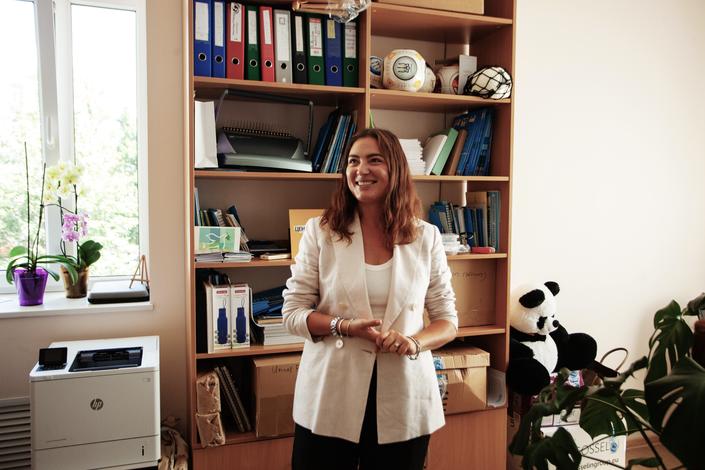 Керівниця відділу соціальних комунікацій UNICEF Ukraine Анна Суходольська