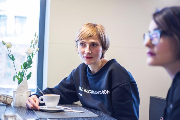 Наталия Боярчук, управляющий партнер Adsapience