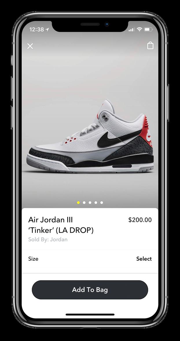 ad59c6993221f1 Партнерство с Nike стало самым агрессивным шагом Snap в e-commerce игре в  приложениях. Ранее в этом месяце компания запустила Snap Store внутри  раздела ...