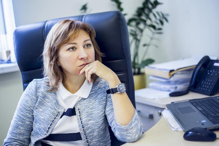 Директор по стратегическому маркетингу Альфа-Банка Украина Татьяна Черненко