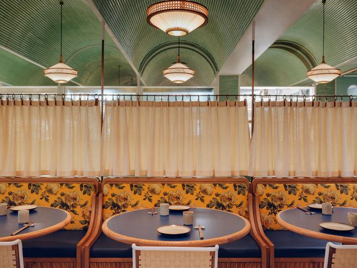 John Anthony restaurant – журнал Wallpaper, Instagram ресторана