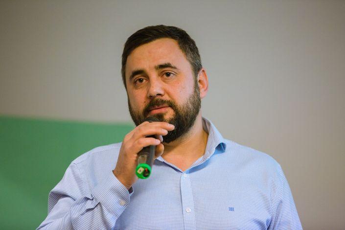 Дмитрий Логгинов, совладелец и управляющий партнер креативного агентства Michurin