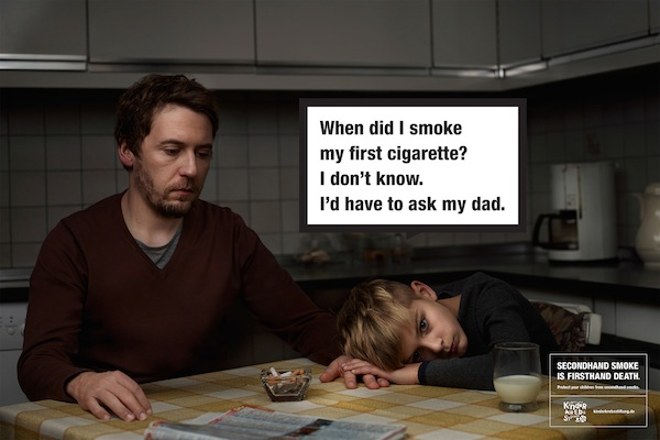 anti-smoking campain
