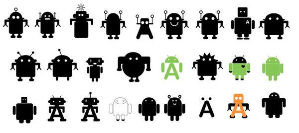 Ирина Блок, дизайнер, нарисовавшая для Google узнаваемого зеленого робота, рассказала в интервью New York Times, что ее на это вдохновило