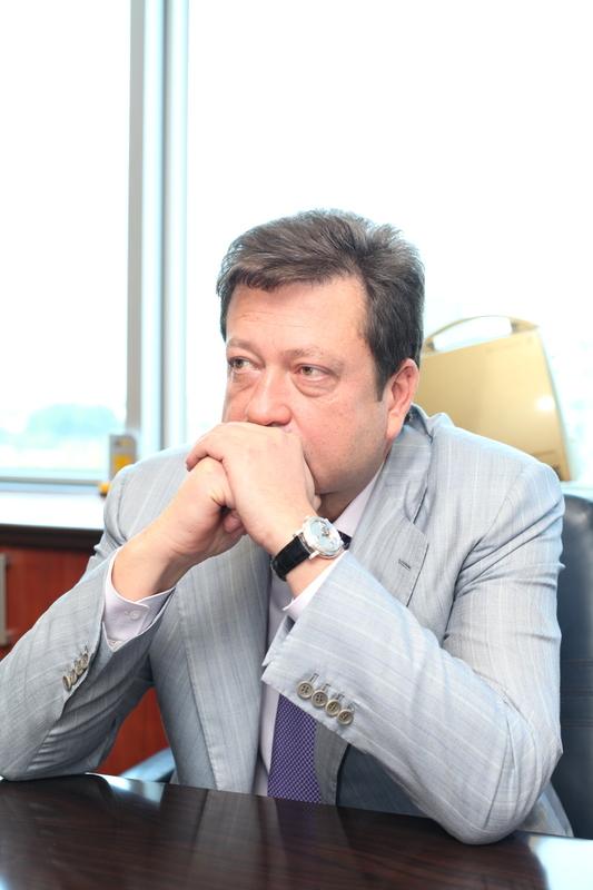 На прошлой неделе наши коллеги из delo.ua пообщались с президентом