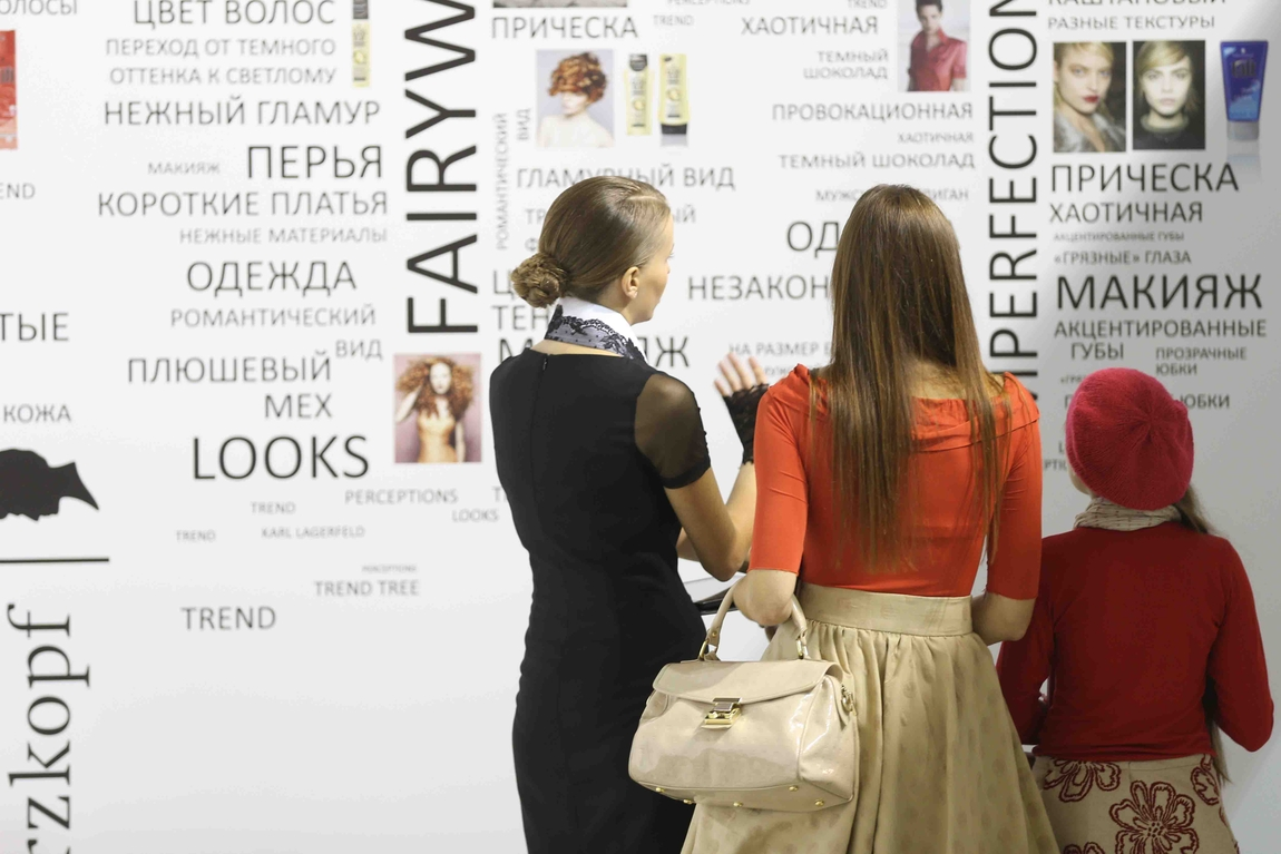 Phygital — агентство Momentum (Группа АДВ Украина) представило бренд Schwarzkopf на 33-й Украинской неделе моды, прошедшей в октябре в Киеве.