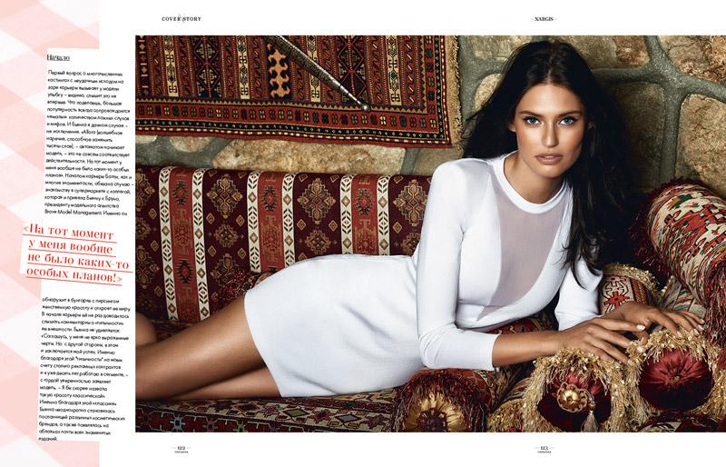 В Украине появился новый сетевой модный журнал NARGIS — вдохновляющий журнал о моде, образе жизни и нетривиальных историях удивительных людей.