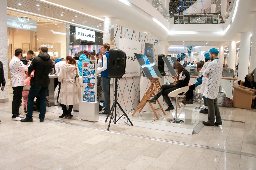 Компания Samsung Electronics Украина запустила эксклюзивный проект — студию Note A.R.T