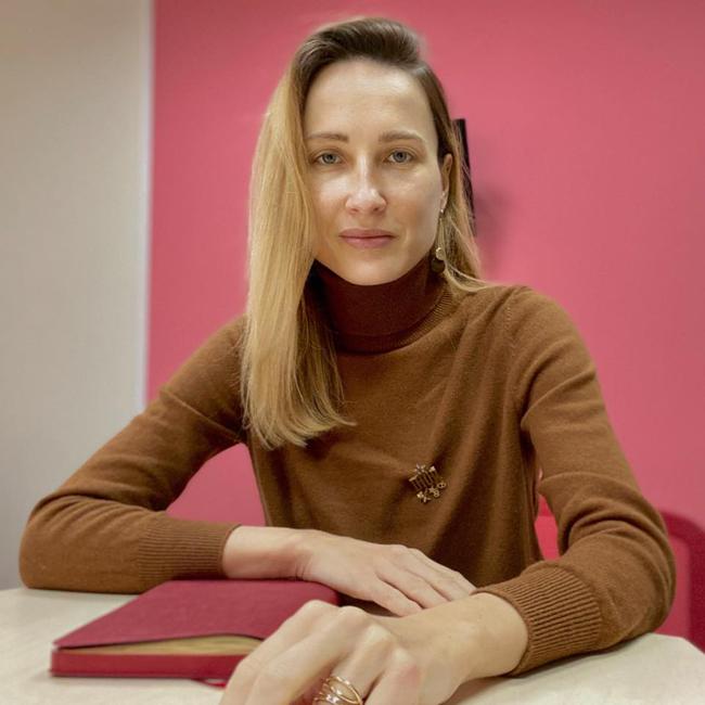 Анна Фещенко