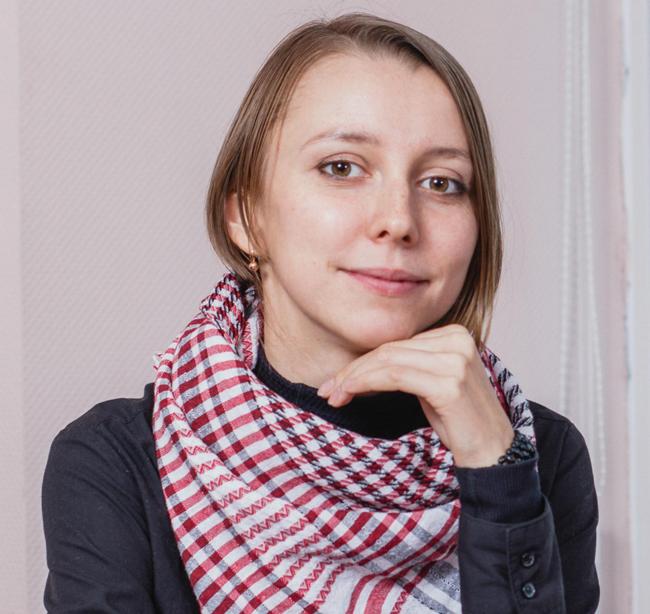 Антоніна Ряховська