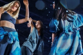 Украинские танцовщицы в рекламе новой коллекции Adidas