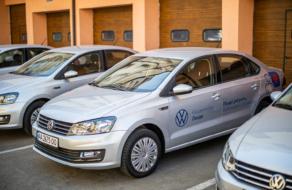 Volkswagen в Україні надає автомобілі медичним та соціальним працівникам Києва