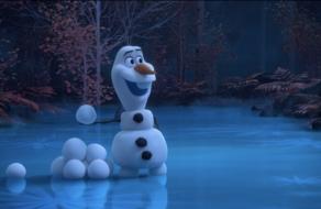 Disney выпустил новые серии «Холодного сердца», созданные на дому