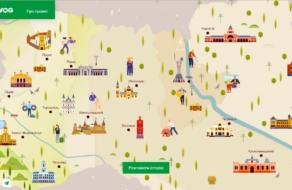 З'явилась інтерактивна мапа України про добрі вчинки у дорозі