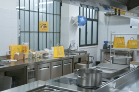 Компания Glovo запустила «облачную кухню» в Киеве