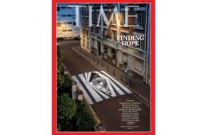 Обложка спецвыпуска TIME 100 олицетворяет надежду во время пандемии