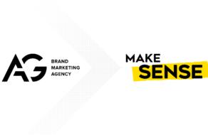 Бренд агентство AG провело полный ребрендинг и стало MAKE SENSE