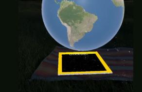 National Geographic впервые вышел с AR-обложкой, чтобы представить мир в 2070 году