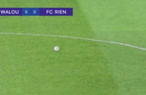 Французский букмекер и Buzzman показали необычный футбольный матч