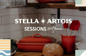 Stella Artois запустила кулинарное шоу в Instagram, чтобы помочь перенести карантин