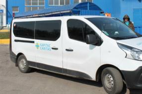 P&G и Каритас запустили услугу благотворительной прачечной