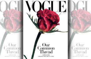 Vogue коллекционирует домашние «открытки» от дизайнеров, художников и фотографов