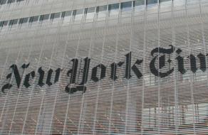 New York Times разместил список жертв Covid-19 на первой полосе