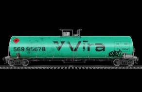 Ребрендинг українського  виробника моторних олив Vira