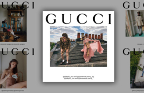 Gucci запустили кампанию «Нет фотографа, нет проблем»