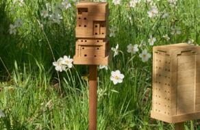 IKEA вдохновляет пользователей создать собственный дом для пчел