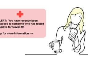 Apple и Google выпустили технологию по отслеживанию заболевших COVID-19