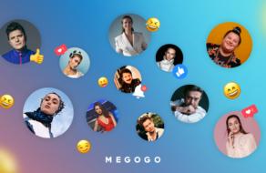 На MEGOGO з'явились добірки фільмів від українських зірок та блогерів