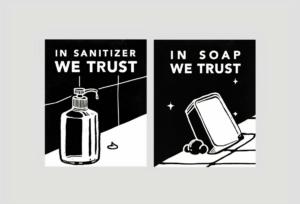 in soap we trust