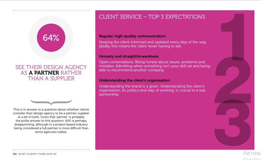 agency as a partner