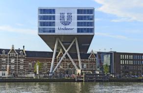 Unilever укажет углеродных след продукта на этикетках
