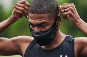 «Спортивные маски» для лица Under Armour были распроданы за час