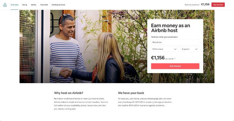 Airbnb lp