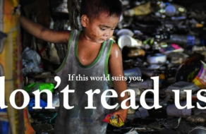 Не читайте нас: провокационная кампания для журнала So Good