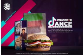 Burger King раздает вопперы за видео с танцами в TikTok