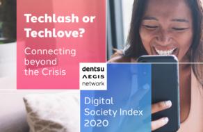 Digital Society Index 2020: 66% людей очікують від компаній застосування технологій на благо суспільства