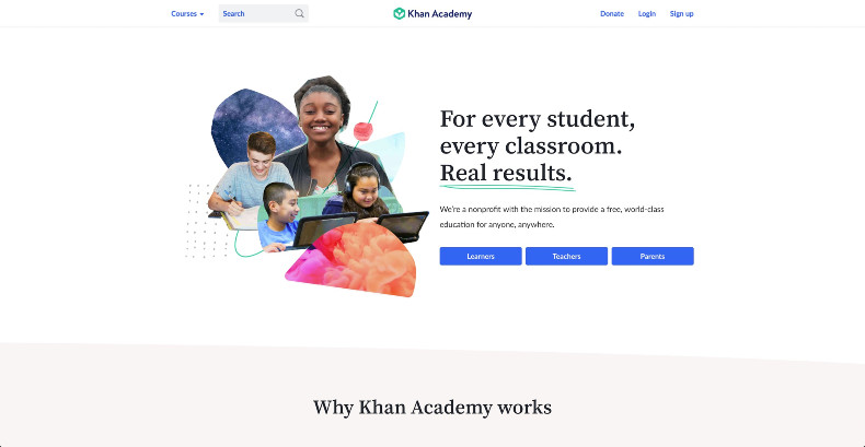 Khan Academy lp