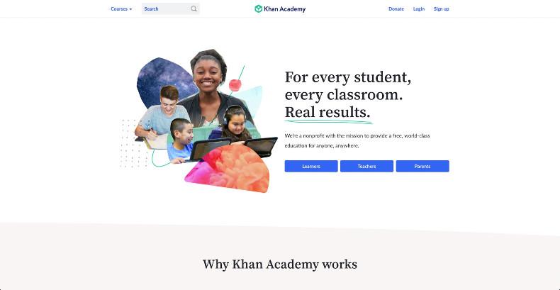 Khan Academy lp