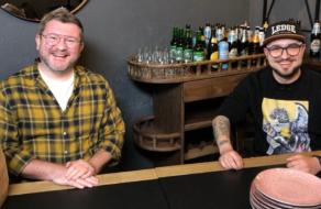Пиво и еда: секреты фудпейринга от Carlsberg Ukraine и Дмитрия Борисова