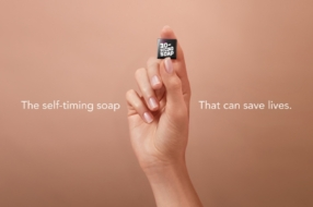 Lush создали мыло для мытья рук в течение 30 секунд