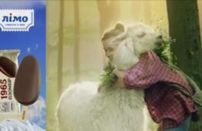 Для рекламы мороженого создали ролики о любви и мечте