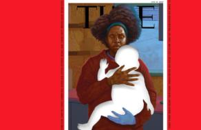 Обложка TIME отдала дань афроамериканцам, погибшим от жестокости