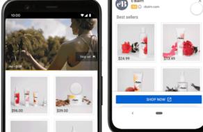 Google запустил новый формат shoppable рекламы для YouTube