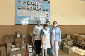 Watsons виділила майже 100 тисяч гривень на допомогу лікарям
