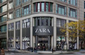 Чистая прибыль владельца Zara упала на 70% в 2020 году